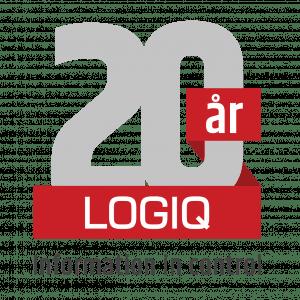 Logiq 20 år