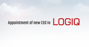 Appointment of new CEO in Logiq AS